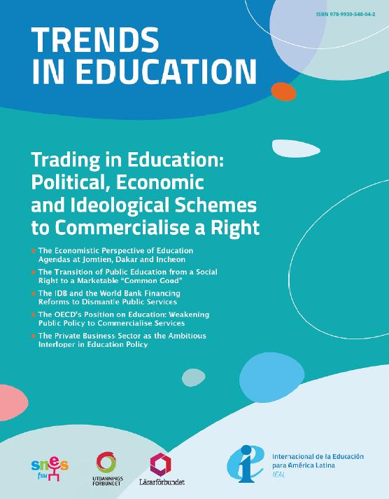 Tendencias en Educación (2018) ingés