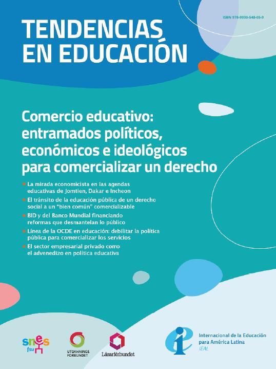 Tendencias en Educación (2018)