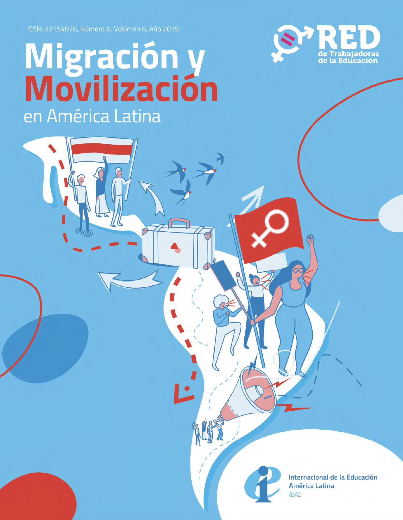 Revista RED Nº 6: Migración y movilización en América Latina