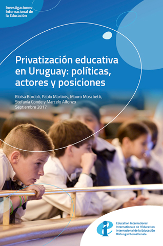 Privatización educativa en Uruguay: políticas, actores y posiciones