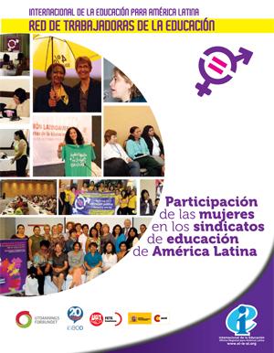 Participación de las mujeres en los sindicatos de educación de América Latina