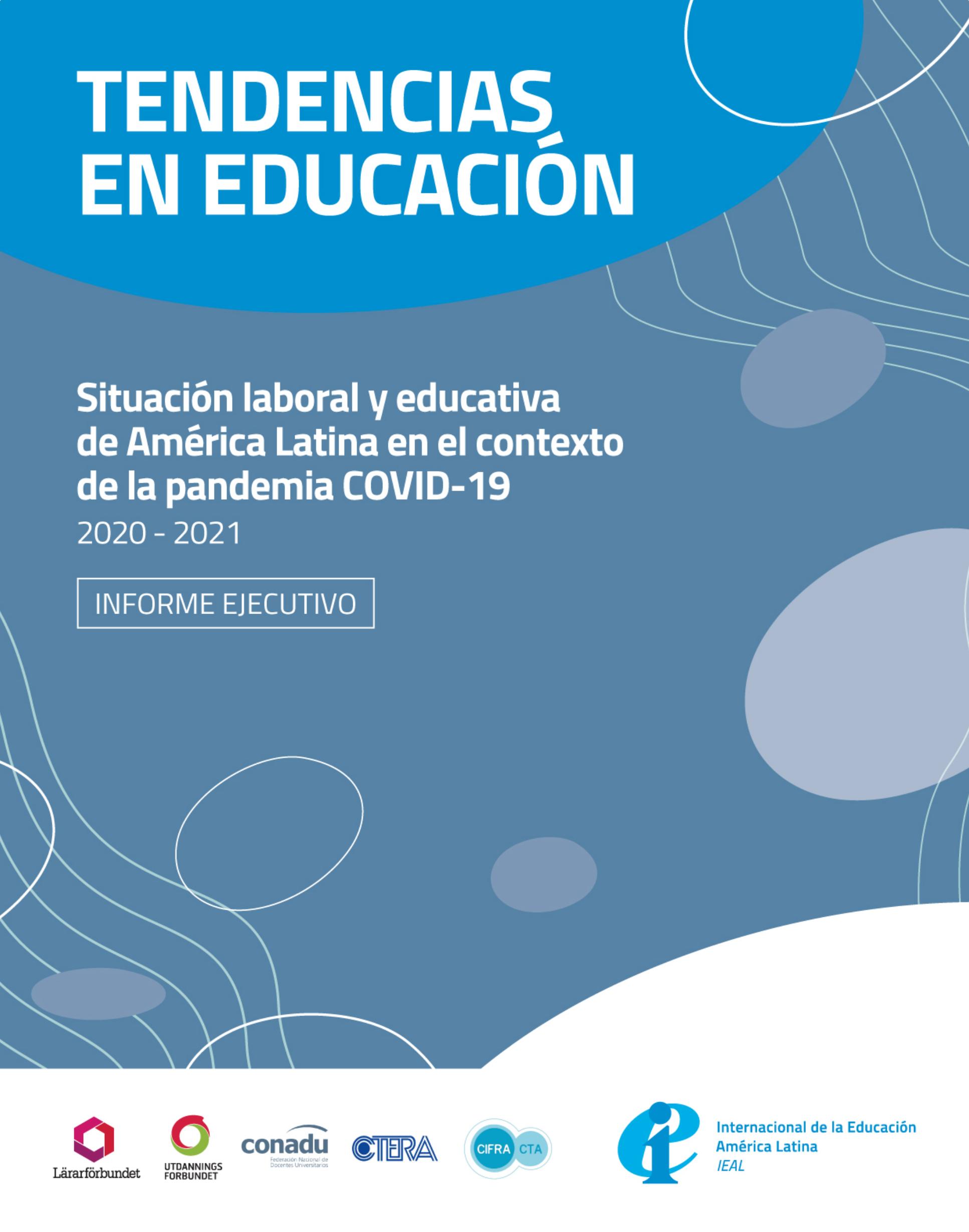 situación laboral y educativa de América Latina en el contexto de la pandemia Covid 19