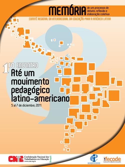Memória Primeiro Encontro Pedagógico (portugués)