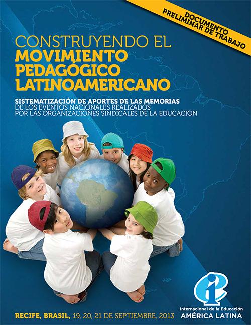 Documento preliminar hacia el Movimiento Pedagógico Lainoamericano