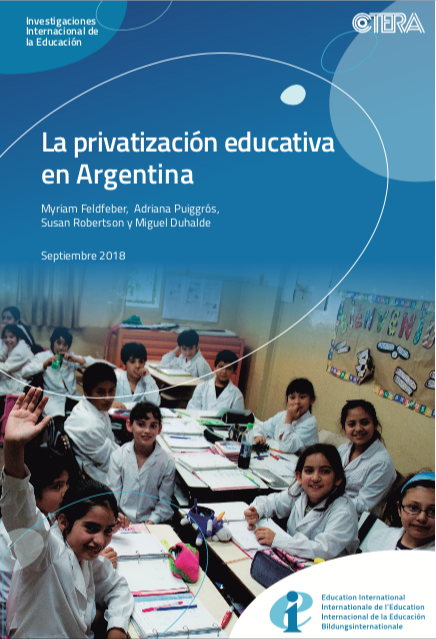 La privatizacion educativa en Argentina