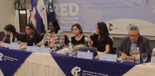 Encuentro Subregional RED en República Dominicana