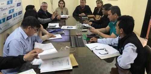 Reunión Nacional RED en Paraguay