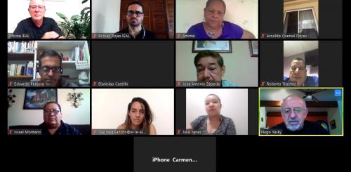 Reunión subregional Centroamérica, R. Dominicana y Panamá