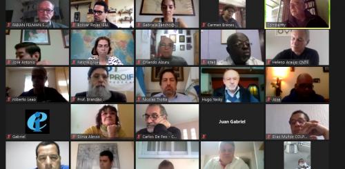Videoconferencia IEAL, 6 de julio, 2020