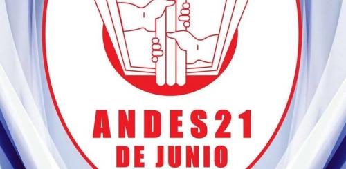 ANDES 21 de Junio Escudo