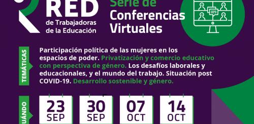 Conferencias Virtuales RED