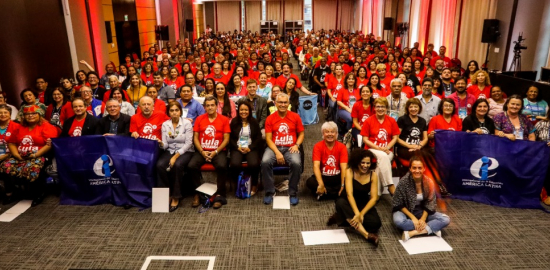 V Encuentro del Movimiento Pedagógico, Curitiba, Brasil