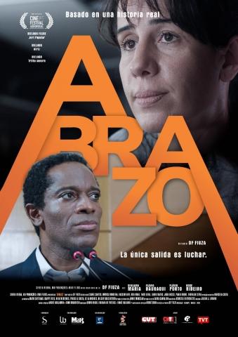 Afiche película Abrazo