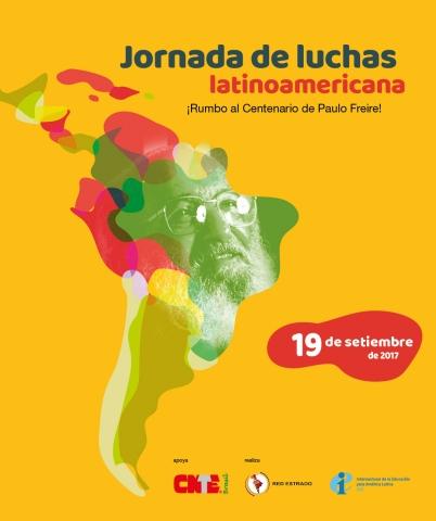 Jornada de luchas latinoamericana