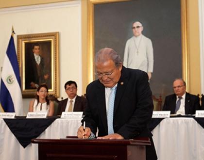 Gobierno Salvadoreño crea Consejo Nacional de Educación