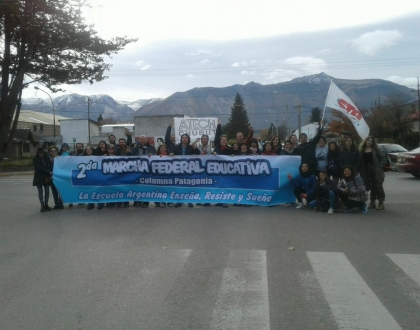 Marcha federal CTERA