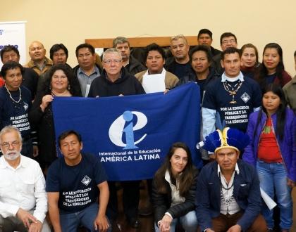 Encuentro Indígena Paraguay