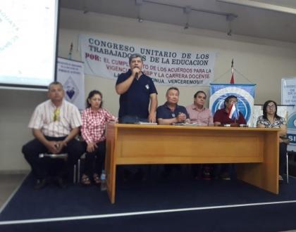 Congreso Unitario en Paraguay