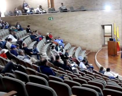 Reunión ASPU 2019