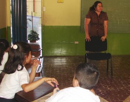 Inicio curso lectivo Costa Rica