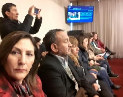 Oposición a reforma educativa en Chile