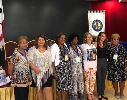 Reunión MPU Día Internacional de las Mujeres