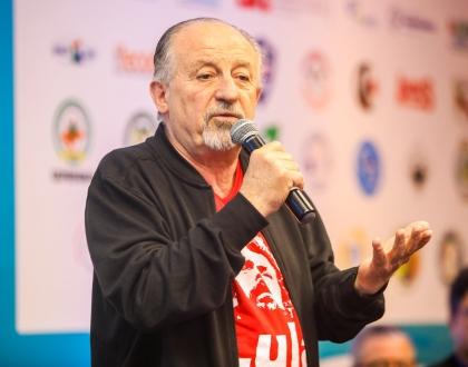 Hugo Yasky, Presidente de la IEAL