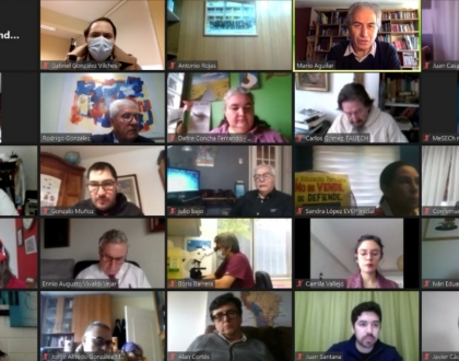 Mesa Amplia por una Nueva Educación - Chile