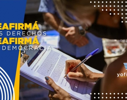 Campaña por referendo, Uruguay