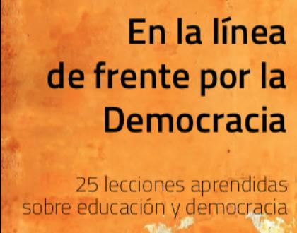 25 lecciones sobre Educación y Democracia