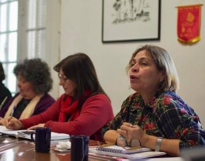 RED de Trabajadoras de la educación en Uruguay