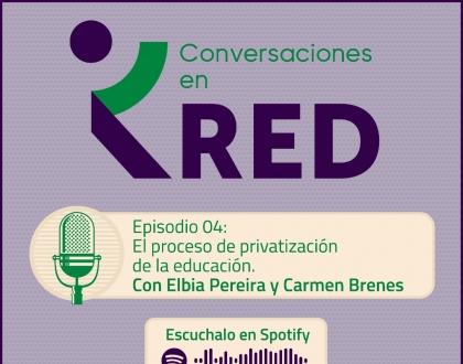 Conversaciones en RED, Ep. 4