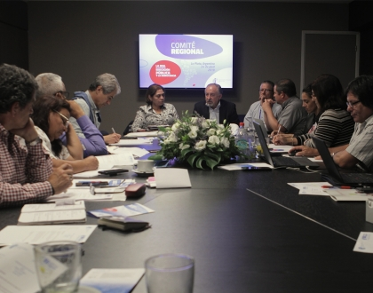 Comité Regional de la IEAL