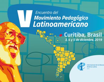 V Encuentro del Movimiento Pedagógico Latinoamericano