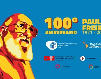 Centenario de Paulo Freire 1921-2021