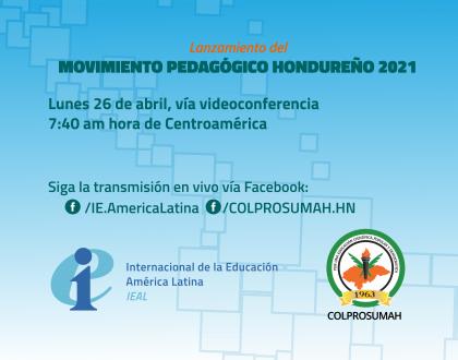 Movimiento Pedagógico Hondureño 2021