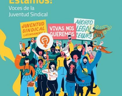 Revista RED Nº 7: ¡Aquí Estamos! Voces de la Juventud Sindical