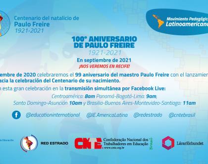 Freire 100 invitación 16 de septiembre