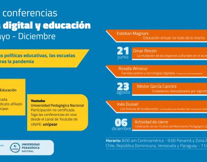 Ciclo de conferencias UNIPE-IEAL