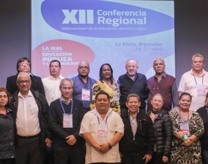 Comité Regional IEAL 2019 2023