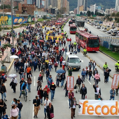 FECODE Colombia