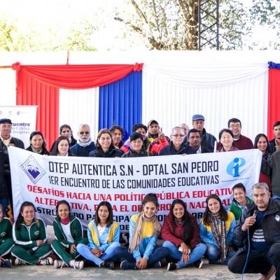 Encuentro Comunidades Educativas OTEP-A
