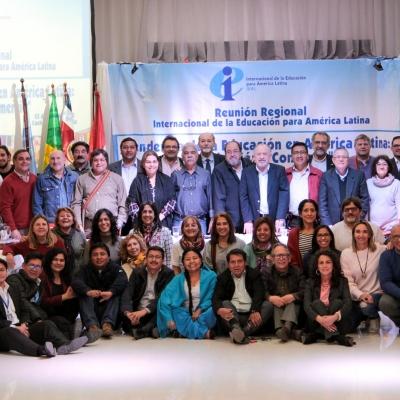 Reunión Cochabamba