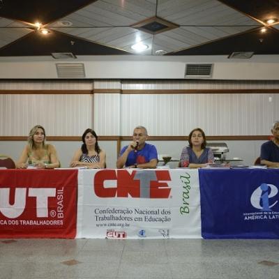 Reunión Ejecutiva CNTE