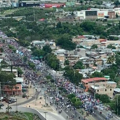 Movilizaciones Honduras