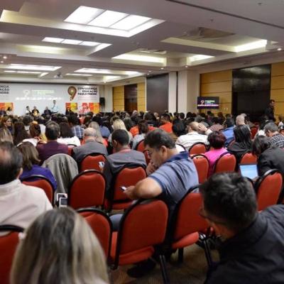 Novena Conferencia de CNTE