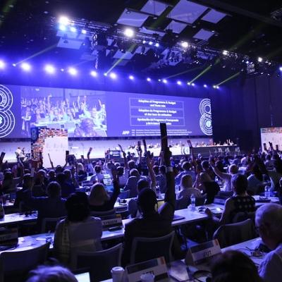 8º Congreso Mundial de la Internacional de la Educación en Bangkok, Tailandia