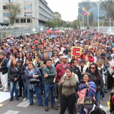 Paro Nacional de 48 horas en Colombia