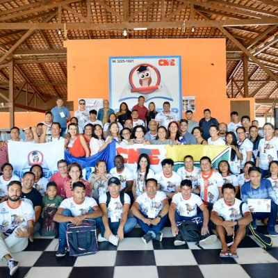 Encuentro Indígena en Amapá, Brasil