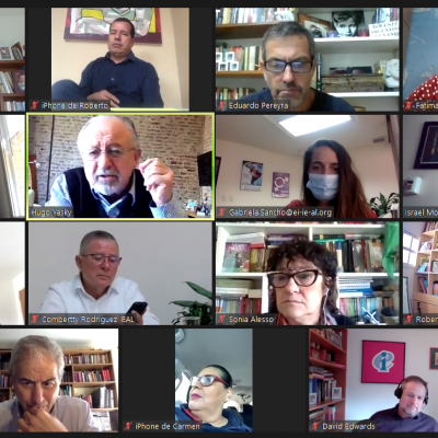 Reunión del Comité Regional IEAL